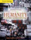 Thompson Advantage Books: Humanity: An Introduction to Cultural Anthropology (with InfoTrac)