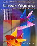 Poole's Linear Algebra A Modern Introduction