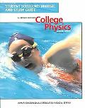 College Physics Student Solutions Manual & Study Guide for Chapters 1-14