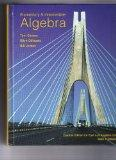 Elementry and Intermediate Algebra (Custom Edition for East Los Angeles College Math 115/Mat...