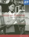 Focus on Grammar, Volume A: Basic Course for Reference and Practice