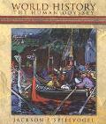 World History The Human Odyssey