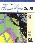 Microsoft Frontpage 2000 Mastering and Using