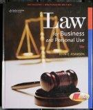 Law for Business and Personal Use 18e