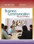 Business Communication : Process and Product (Book Only)