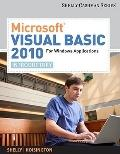Microsoft  Visual Basic 2010 for Windows, Mobile, Web, Office, and Database Applications: In...