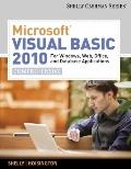 Microsoft Visual Basic 2010 : For Windows, Web, Office, and Database Applications - Comprehe...