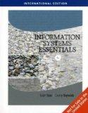 Information Systems Essentials