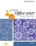New Perspectives on Microsoft Office 2007, Brief, Premium Video Edition (New Perspectives (C...