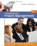 Contemporary Project Management, Second edition (with Microsoft Project CD-ROM and Printed A...
