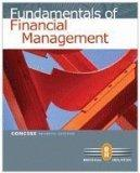 Fundamentals of Financial Management, Concise 7th Edition