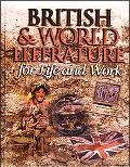 British & World Literature for Life and Work