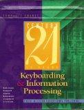 Century 21 Keyboarding & Information Processing: Complete Course