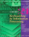 Century 21 Keyboarding...bk.1