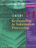 Century 21 Keyboarding and Information Processing