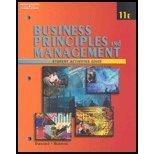Business Principles And Management Workbook