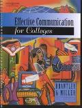 Effective Communication for Colleges
