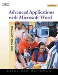 Advanced Applications With Micrsoft Word