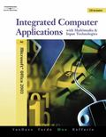 Integrated Computer Applications With Multimedia And Input Technologies Microsoft Office 2003