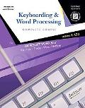 College Keyboarding, Lessons 1-120 (with CD-ROM)