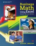 Business Math Using Excel  (with CD-ROM)