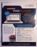 Enhanced Webassign (Homework