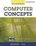 New Perspectives on Computer Concepts 2011: Comprehensive (June Parsons Author)