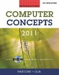 New Perspectives on Computer Concepts 2011: Introductory (June Parsons Author)