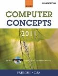 New Perspectives on Computer Concepts 2011: Brief (New Perspectives (Course Technology Paper...