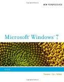 New Perspectives on Microsoft Windows 7, Brief (Available Titles Skills Assessment Manager (...