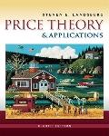 Price Theory and Applications (with Economic Applications, InfoTrac 2-Semester Printed Acces...