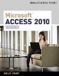 Microsoft  Access 2010: Complete (Shelly Cashman Series)