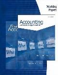 Working Papers for Albrecht/Stice/Stice/Swain's Accounting: Concepts and Applications