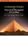 Cornerstones of Financial and Managerial Accounting, Currency Update Edition