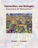 Transactions and Strategies(Book Only)