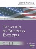 South-Western Federal Taxation 2011: Taxation of Business Entities (with H&R Block @ Home Ta...