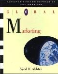 Global Marketing: Concepts, Strategies and Practice