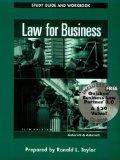 Law for Business-std.gde.+wkbk.-w/cd