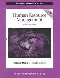 Human Resource Management: Student Resource Guide