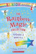 Rainbow Magic Collection Volume 1 Books #1-4