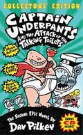 Captain Underpants and the Attack of the Talking Toilets (Captain Underpants Series)