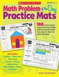 Math Problem of the Day Practice Mats: 180 Instant Activity Pages That Help Children Build t...