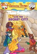Thea Stilton and the Secret City (Geronimo Stilton Special Edition)