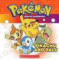 Pokemon 8x8 #1: Pikachu and Pals Jr. Handbook