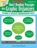 Interactive Whiteboard Activities : Short Reading Passages with Graphic Organizers to Model ...