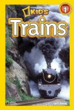 National Geographic Kids: Trains   [NATL GEOGRAPHIC KIDS TRAINS] [Paperback]