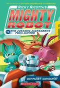 Ricky Ricotta's Mighty Robot vs. the Jurassic Jackrabbits from Jupiter