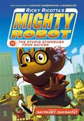 Ricky Ricotta's Mighty Robot vs. the Stupid Stinkbugs from Saturn (Book 6) - Library Edition