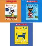 Pete the Cat Audio CD Pack : Includes 3 Audio CDs : Pete the Cat and His Four Groovy Buttons...