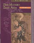 Pre-Modern East Asia